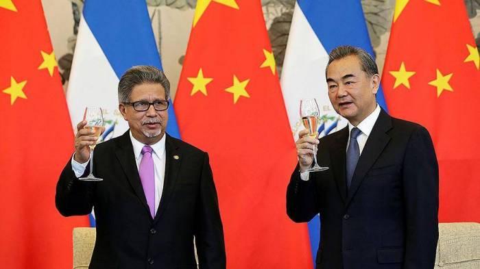 Salvador Çinlə diplomatik əlaqələr qurdu