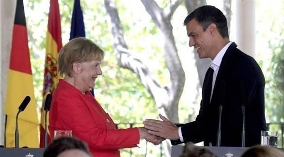 ألمانيا تدعم إسبانيا في جهودها لتقليص عدد المهاجرين من المغرب