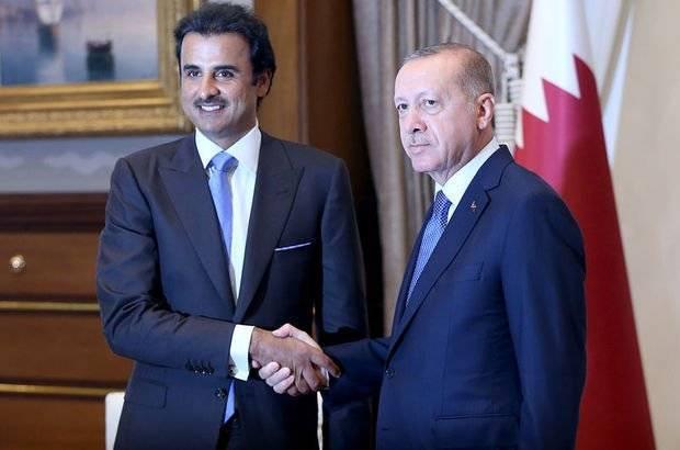 Qətərdən Türkiyəyə 15 milyard dollarlıq dəstək