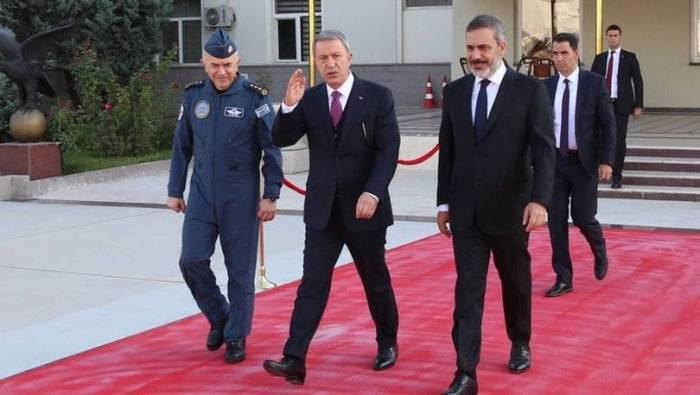 Türkiyə rəsmiləri Rusiyada danışıqlarda