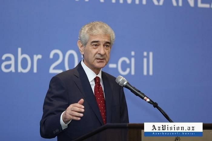 Əli Əhmədov AKP-nin qurultayında iştirak edir