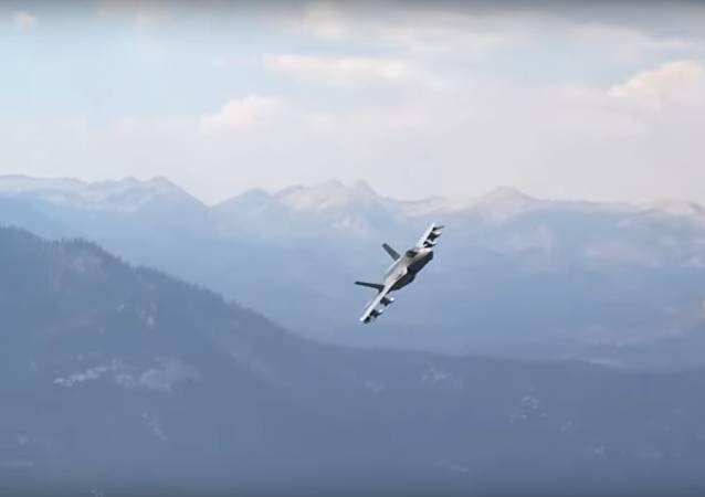 """""""Im Beast Mode"""": F-35 über Kalifornien gefilmt – VIDEO"""