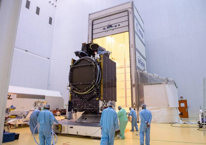 Arianespace announces launch time frame of Azerbaijan's 2nd geostationary satellite