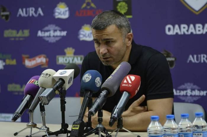 """""""Avroliqa haqqında fikirləşməliyik"""" - Qurban Qurbanov"""