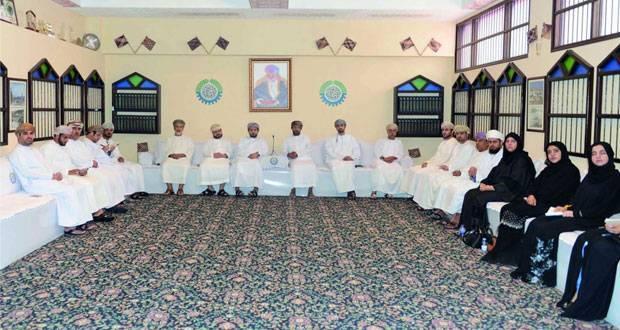 """""""الغرفة"""" تناقش إشهار جمعية عمان للسياحة"""