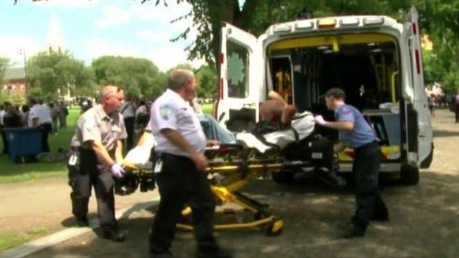 إصابة العشرات بالإعياء في متنزه أمريكي بعد تعاطي جرعات مفرطة من المخدرات