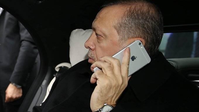 Türkei verhängt Strafzölle gegen USA