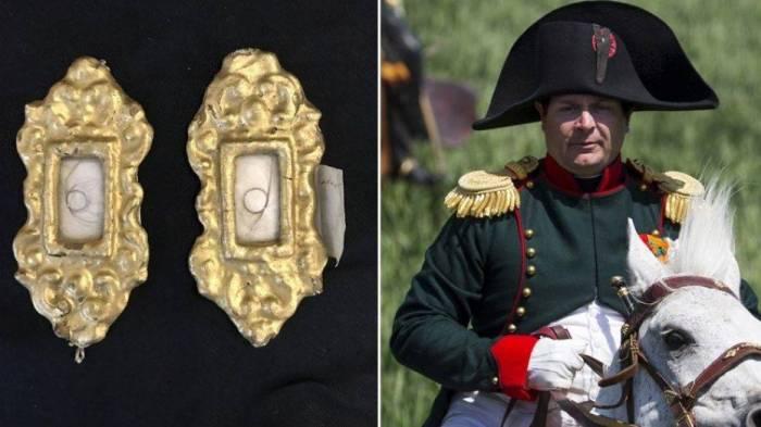 Lock of Napoleon