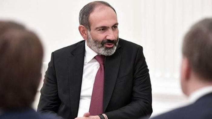 """""""Xarici siyasətimiz Rusiyaya meylli deyil"""" - Paşinyandan etiraf"""