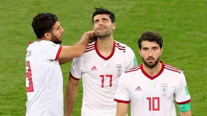 Adidas dejará de suministrar uniformes a la selección de fútbol de Irán