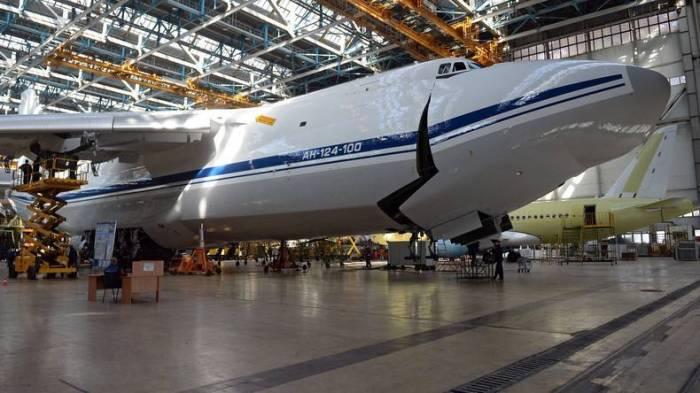 Russland modernisiert legendären An-124-Jet für rund 46 Millionen Euro