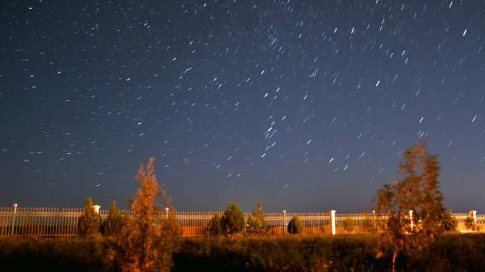 Perseid meteor shower - VIDEOS