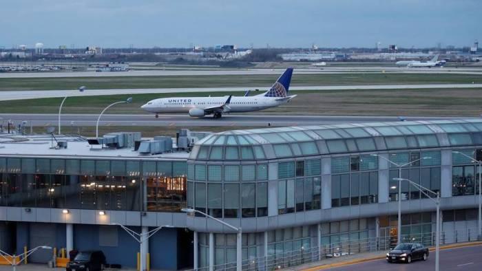 FOTO: Dos aviones colisionan en una pista del aeropuerto de Chicago, EE.UU.