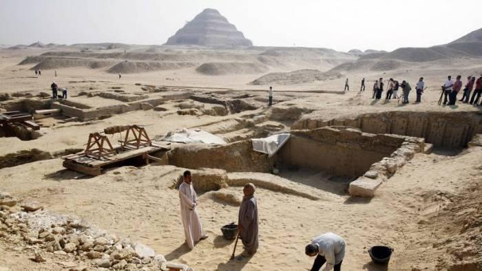 Un hallazgo inesperado en una tumba egipcia contiene una bacteria asesina