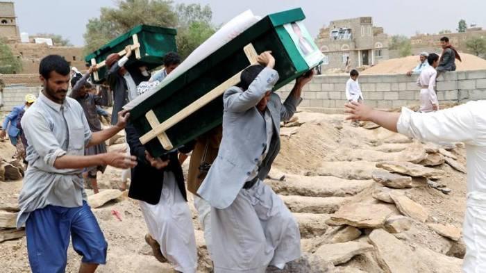 La bombe qui a tué 40 enfants au Yémen était de fabrication américaine