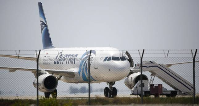 EgyptAir hijacker extradited from Greek Cyprus