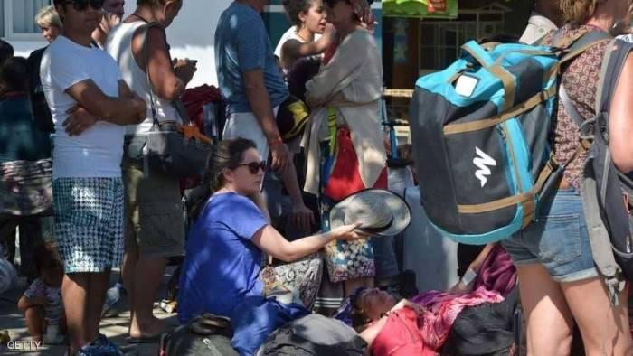 """زيادة """"مهولة"""" بأعداد ضحايا زلزال لومبوك"""