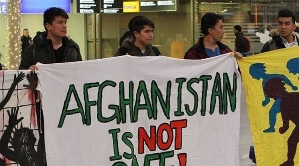 ألمانيا ترحل 46 أفغانياً