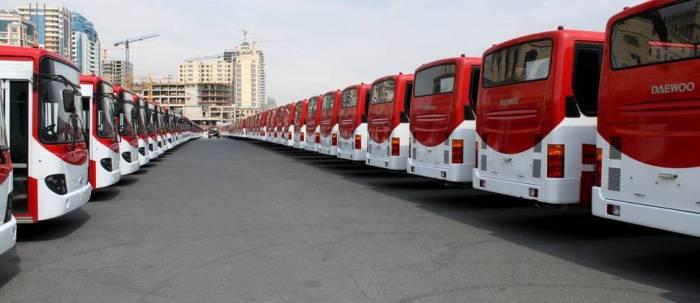 71 nömrəli marşrut xəttinin hərəkətində dəyişiklik
