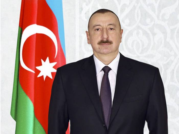 President Ilham Aliyev congratulates heads of several countries