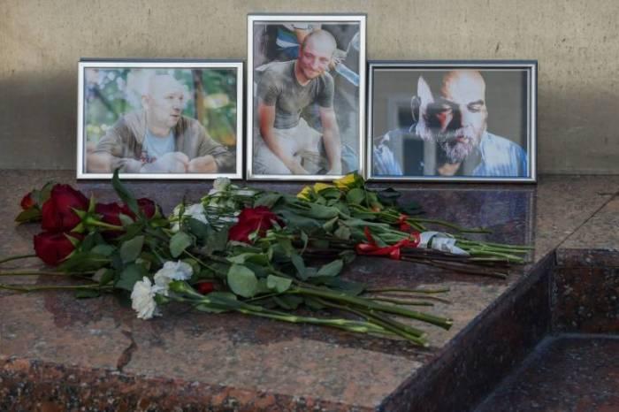 Les journalistes russes tués en Centrafrique cibles d