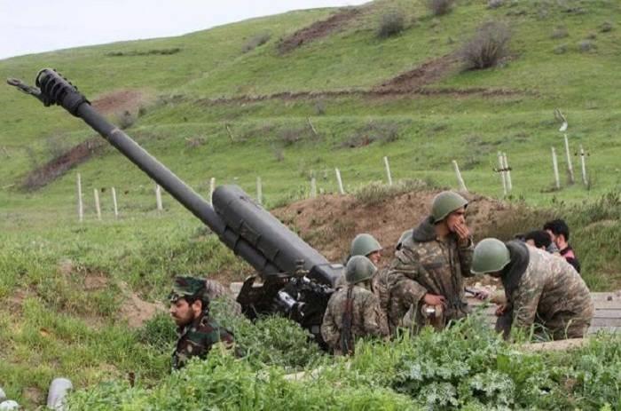 Les Arméniens tiennent des exercices militaires au Karabakh