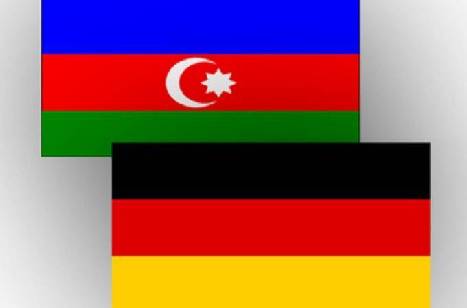 Azerbaijan important trade partner of Germany in S.Caucasus - German Parliament member