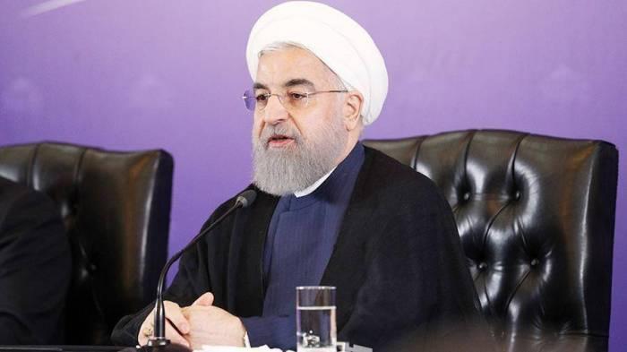 Xəzərin statusuna dair Konvensiya ABŞ-ın planlarını pozdu - Ruhani