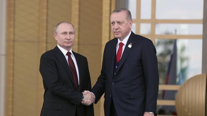 Ərdoğan Putinlə İranda görüşəcək