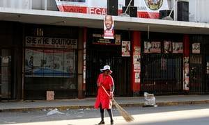 Zimbabwe: tense calm in Harare after post-election violence