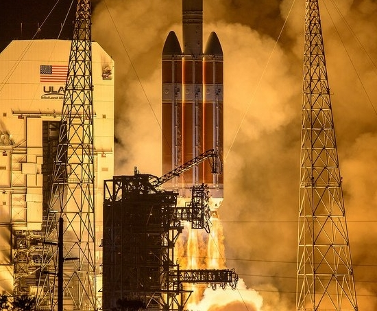 Lancement réussi de la sonde solaire Parker