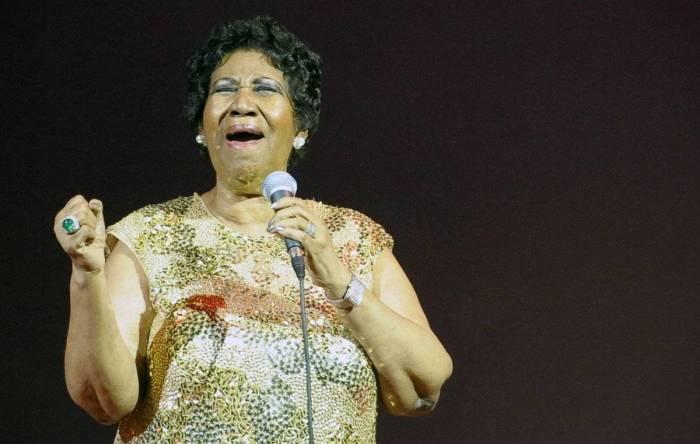 La chanteuse Aretha Franklin hospitalisée dans un état critique