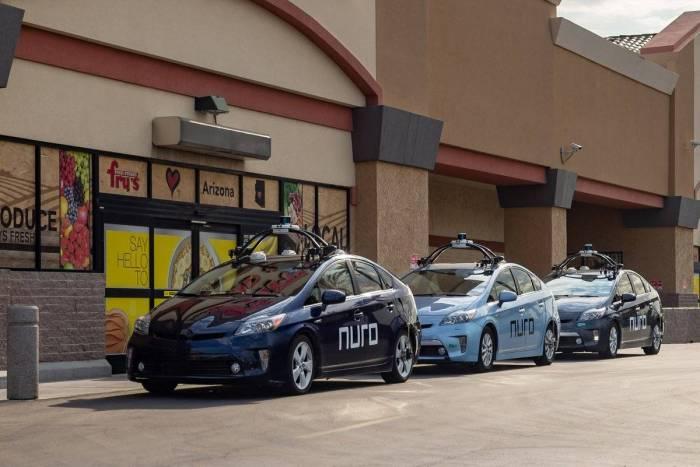 Aux États-Unis, des robots autonomes vous livrent vos courses