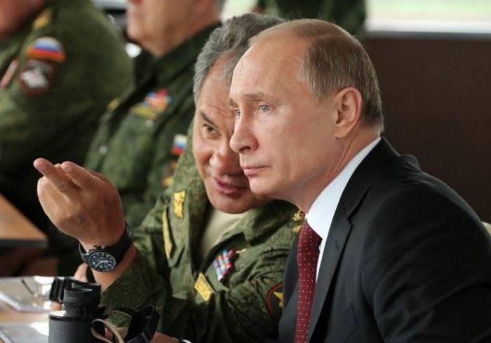 Putin əmr verdi - Ordunun döyüş hazırlığı yoxlanılır