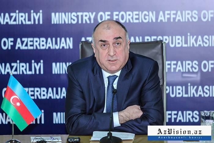 Mammadyarov a parlé du statut juridique de la mer Caspienne
