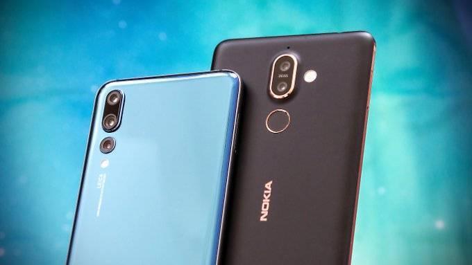 Das sind die besten Smartphones des Jahres