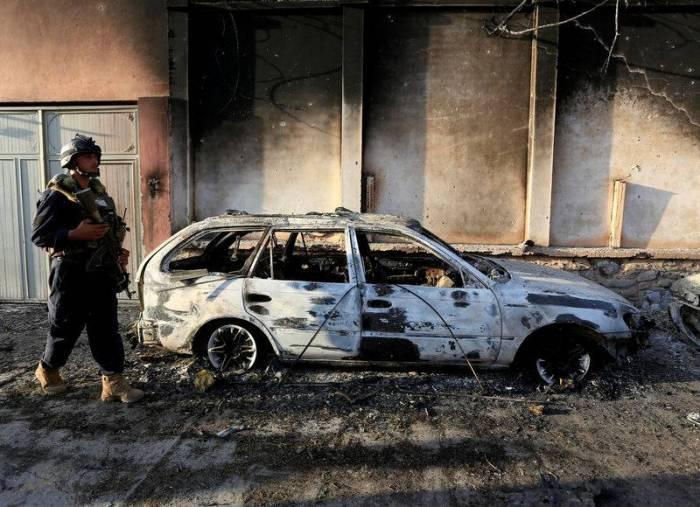 U.N. agency worker among 15 killed in eastern Afghanistan attack