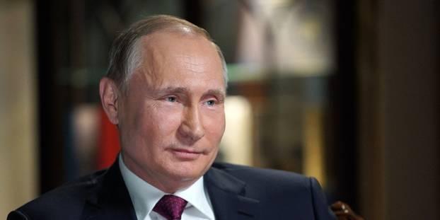 """Les sanctions américaines contre la Russie """"contre-productives et dénuées de sens"""", juge Vladimir Poutine"""