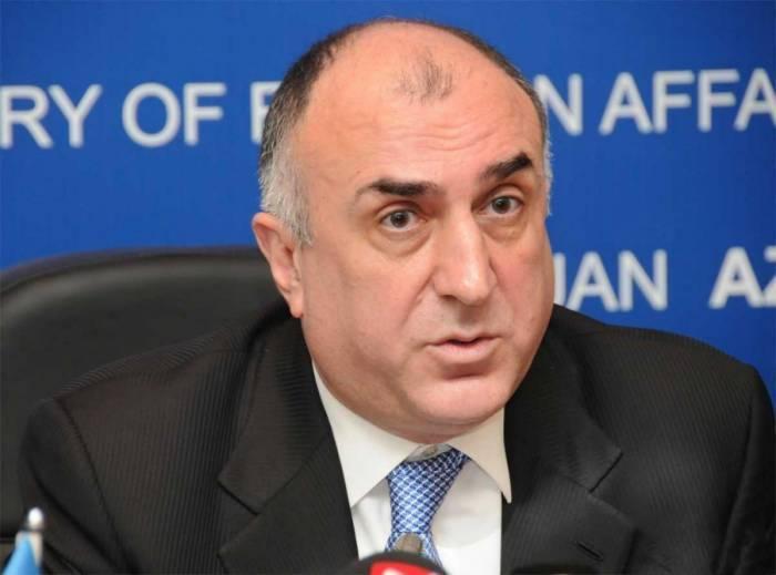 Elmar Mammadyarov: Nous espérons que la ratification de la Convention se terminera bientôt
