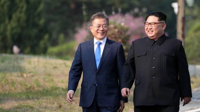 Nouveau sommet en septembre entre les deux Corées