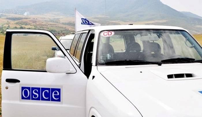 OSCE to monitor Azerbaijan-Armenia state border