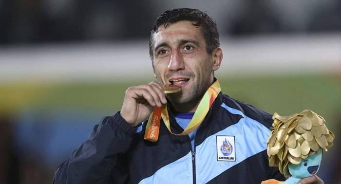 Paralimpiya çempionu vəzifəyə təyin edildi