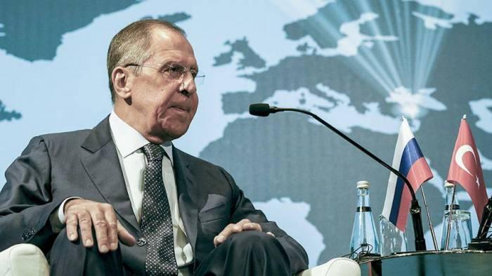 """""""Türkiyə müstəqil kurs həyata keçirir"""" - Lavrov"""