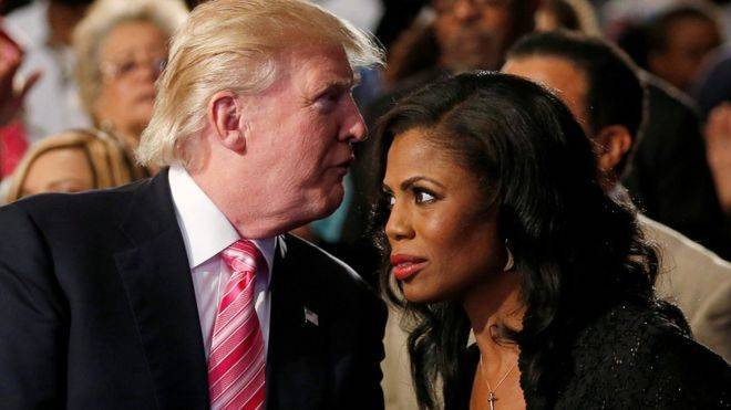 Omarosa Manigault Newman: Former aide taped