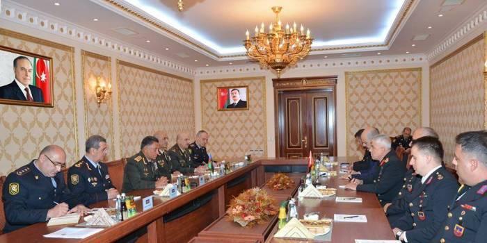 الجنرالات ناقشوا عن كاراباغ
