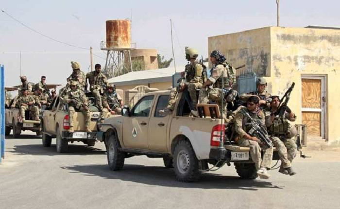 """""""Taliban"""" Faryab əyalətinin bir hissəsini ələ keçirib"""