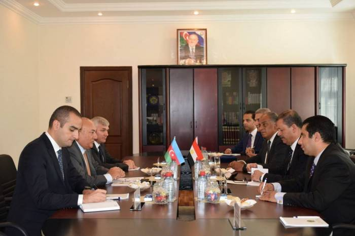 Azerbaijan, Egypt discuss prospects for cooperation in defense industry