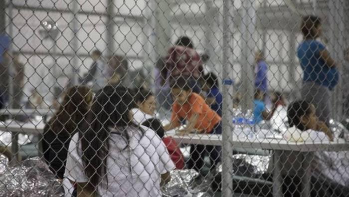 Etats-Unis:500 enfants immigrés détenus