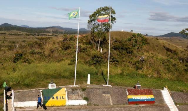 Brazilian judge orders border closed to Venezuelan immigrants
