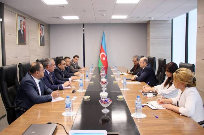 Azerbaijan`s Ministry of Energy, Caspian European Club extending cooperation